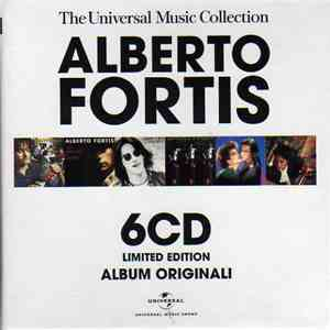 Alberto Fortis - Alberto Fortis – The Universal Music Collection download flac