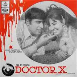 Sonik Omi - Doctor X download flac