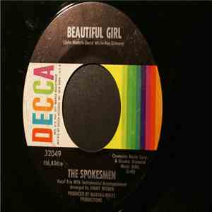 The Spokesmen - Beautiful Girl / I Love How You Love Me download flac