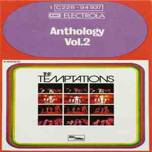 The Temptations - Anthology Vol.2 download flac