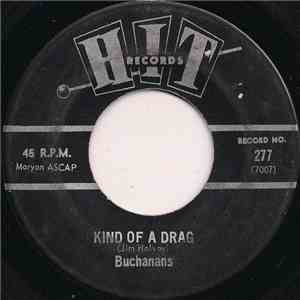 Buchanans / Jalopy Five - Kind Of A Drag / 98.6 download flac