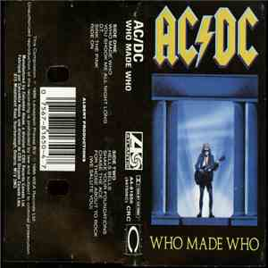 AC/DC - Who Made Who download flac