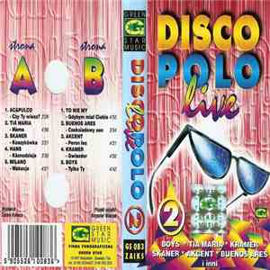 Various - Disco Polo Live 2 download flac