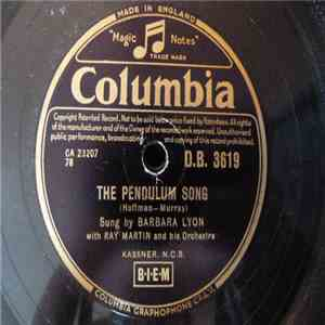 Barbara Lyon - Stowaway / The Pendulum Song download flac