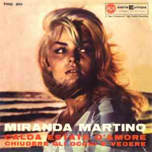 Miranda Martino - Calda Estate D'Amore download flac