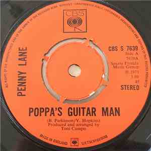 Penny Lane  - Poppa's Guitar Man download flac