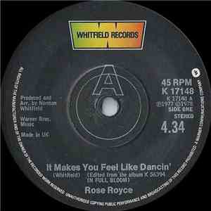 Rose Royce - It Makes You Feel Like Dancin' download flac
