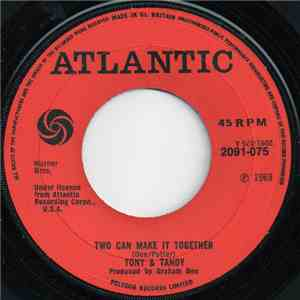 Tony & Tandy / Sharon Tandy - Two Can Make It Together / Look And Find FLAC album