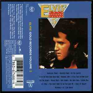 Elvis Presley - Elvis' Gold Records Volume 5 download flac