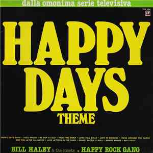 Bill Haley & The Comets ● Happy Rock Gang - Happy Days Theme download flac