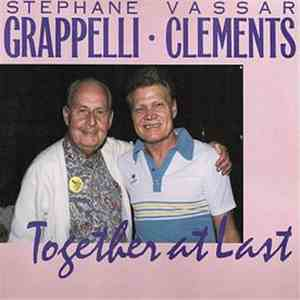 Stephane Grappelli, Vassar Clements - Together At Last download flac