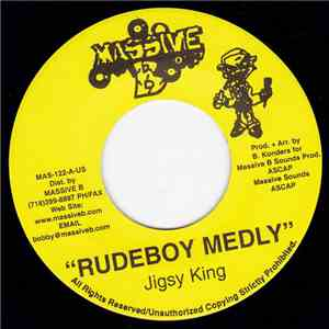 Jigsy King - Rudeboy Medly download flac
