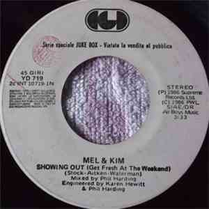 Mel & Kim / Bang  - Showing Out (Get Fresh At The Weekend) / Lupo Di Strada download flac