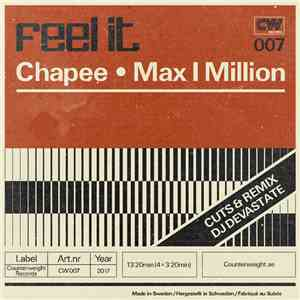Chapee & Max I Million - Feel It download flac