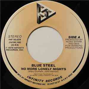 Blue Steel - No More Lonely Nights FLAC album