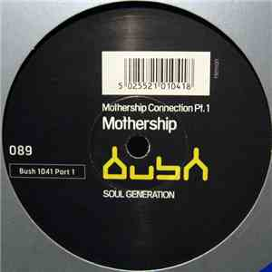 Mothership - Mothership Connection Pt. 1 FLAC album