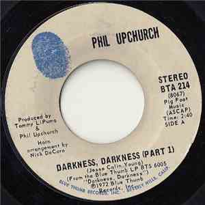 Phil Upchurch - Darkness, Darkness download flac