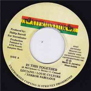 Luciano  / Louie Culture / Terror Fabulous - In This Together download flac