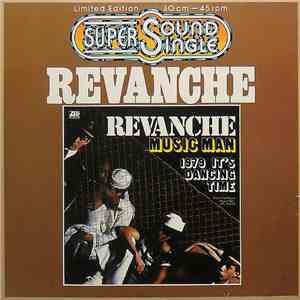 Revanche - Music Man / 1979 It's Dancing Time FLAC album
