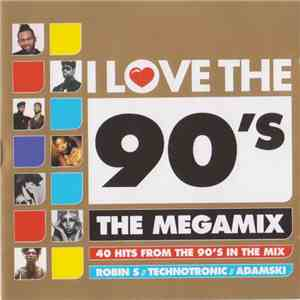 Various - I Love The 90's The Megamix download flac