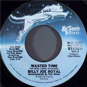 Billy Joe Royal - Wasted Time download flac