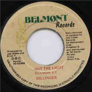 Dillinger / Joe Gibbs & The Professionals - Out The Light / Hold Me Tight download flac