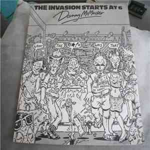 Danny McMaster - The Invasion Starts At 6 download flac