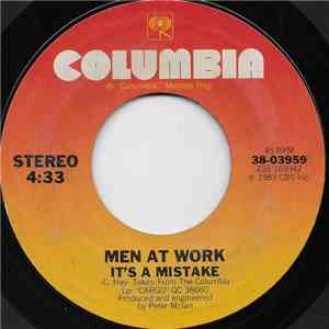 Men At Work - It's A Mistake download flac