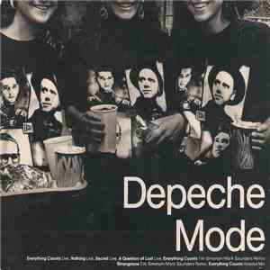 Depeche Mode - Everything Counts (Live) download flac