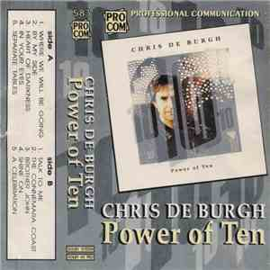 Chris de Burgh - Power Of Ten download flac