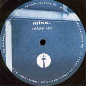 Misc. - Relay EP download flac