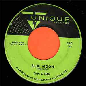 Tom & Dan - Blue Moon / Heart And Soul download flac
