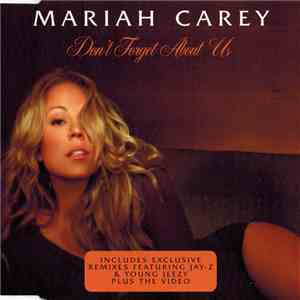 Mariah Carey - Don't Forget About Us download flac
