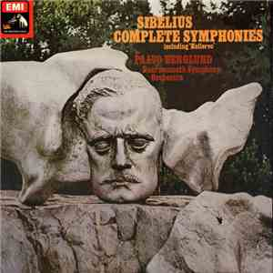 Sibelius / Bournemouth Symphony Orchestra Conducted By Paavo Berglund - Complete Symphonies Including 'Kullervo' download flac