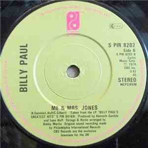 Billy Paul - You're My Sweetness download flac