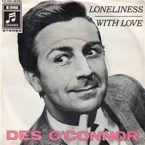 Des O'Connor - Loneliness / With Love FLAC album