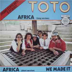 Toto - Africa download flac
