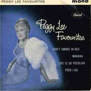 Peggy Lee - Peggy Lee Favourites download flac