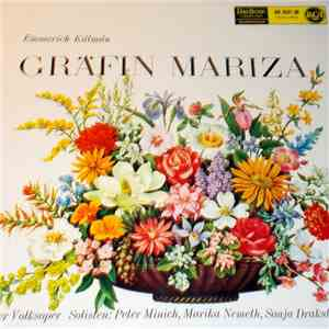 Emmerich Kálmán - Gräfin Mariza - Auszüge (Highlights From Countess Maritza) FLAC album