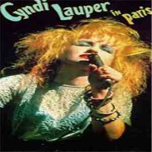 Cyndi Lauper - Cyndi Lauper In Paris download flac