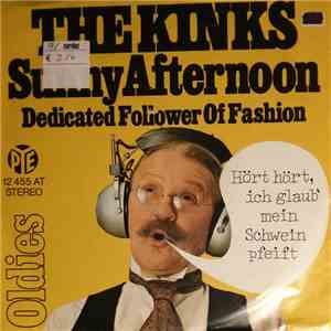 The Kinks - Sunny Afternoon / Dedicated Follower Of Fashion download flac