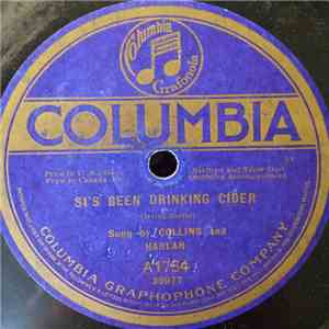 Collins And Harlan / Arthur Fields - Si's Been Drinking Cider / The Little Ford Rambled Right Along download flac