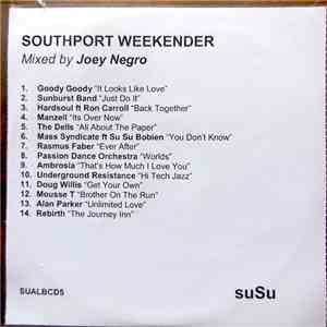 Joey Negro - Southport Weekender download flac