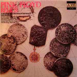 Pink Floyd - Relics - A Bizarre Collection Of Antiques & Curios download flac
