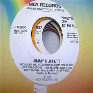 Jimmy Buffett - Bigger Than The Both Of Us / Come To The Moon download flac