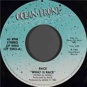 Race  - What Is Race / Ennui download flac
