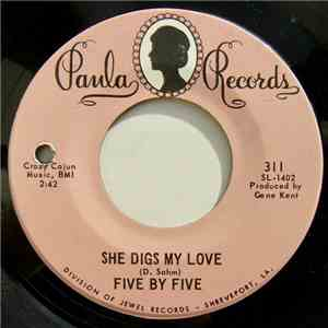 Five By Five - She Digs My Love download flac