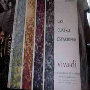 Vivaldi - I Solisti Di Zagreb, Antonio Janigro, Jan Tomasow - The Four Seasons FLAC album