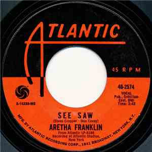 Aretha Franklin - See Saw / My Song download flac