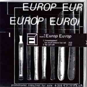 Europ Europ - Tobacco And Coffee E.P. download flac